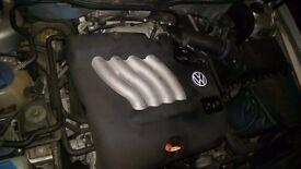 Engine & gearbox VW / Seat / Skoda