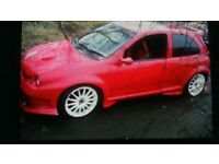 vauxhall corsa b xshow car project