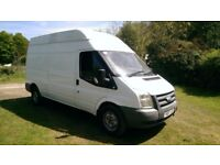 Ford Transit 2.4 TDCi 350 LWB High Roof Duratorq 3dr Long Wheel Base High Top