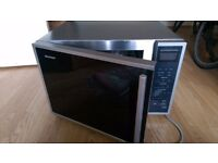 Sharp R959SLM Combination Microwave Oven and Grill Combi