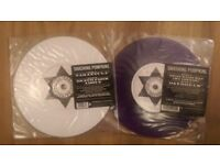 Smashing Pumpkins 'Tarantula' & 'That's The Way (My Love Is)' Coloured 7 inch Vinyl Singles