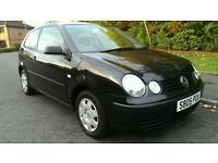2005 VOLKSWAGEN POLO 1.2 * LONG MOT JUNE 2017 *