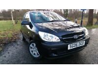 Low Mileage Hyundai Getz 1.1 GSI SE Model 3dr CD player New Driver's Ideal cheapest to Insure