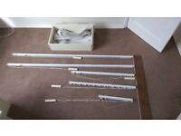 Vertical Venetian Blinds - used - perfect working order 90cm, 41,5cm