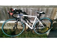 B'twin triban 3 road bike size 54