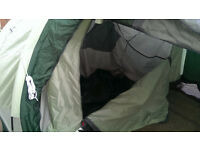 Large tent - 6 person (two rooms)