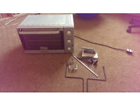 Morphy Richards Rotisserie Mini Oven For Sale, As New, Perfect for Small Flat or Apartment