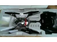 Eflite mqx quad copter drone 180
