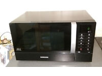 SAMSUNG MICROWAVE OVEN WORKING