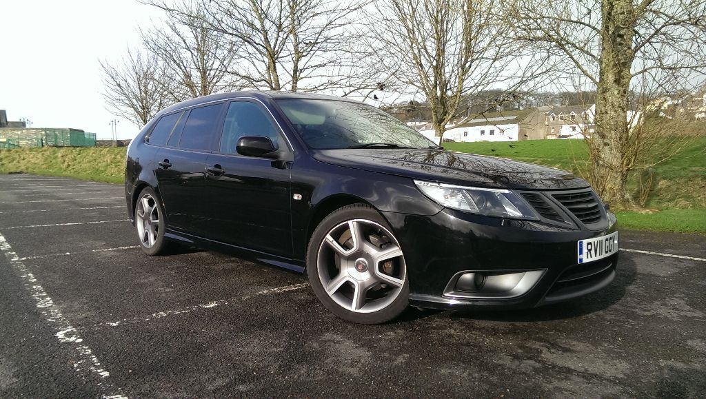 2011 saab 9 3 aero 1 9 ttid twin turbo 180 sportwagon. Black Bedroom Furniture Sets. Home Design Ideas