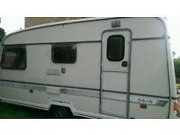 Caravan up for swap