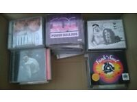 55 CD ALBUMS - ALL LISTED Compilations, Madonna Bryan Adams etc