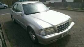 Mercedes C230K W202 2000 Auto Stripping all part's available