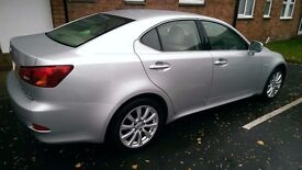 Lovely Lexus IS 220D Diesel Silver New Front Tires Up to 55MPG Recently Serviced
