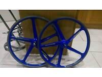 Bassano Grimeca bicycle wheelset