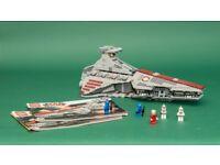 Lego Star Wars Venator Class Republic Attack Cruiser ref 8039