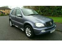 2004 MERCEDES ML270 CDI DIESEL AUTOMATIC * 7 SEATER *