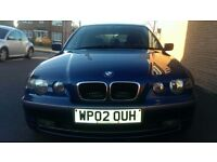 BMW 318 TI SE Compact - 2002 -1995cc - Spares or Repairs - Or Breaking - CD Changer - M Sport Alloys