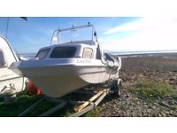 Fishing boat icelander hull same as seahog hunter and shortie