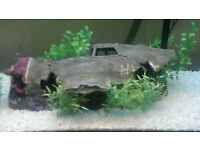 WWII Aircraft Plane Sunken Wreck Fish Tank and Aquarium Ornament (Extra Large)