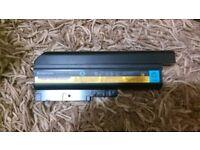Genuine Lenovo Thinkpad Battery - FRU P/N 42T4511