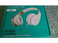 Folding headphones NEW