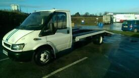 2001 Ford Transit 2.4 TDDi Recovery Truck Excellent Work Horse