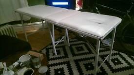 Massage/beauty table
