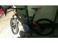 Boardman mountain bike team. brand new.