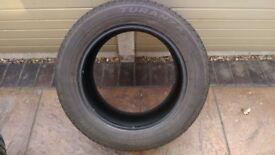 Bridgestone turanza 235x55x17 tyres