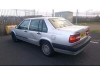 **WANTED** N/S REAR DOOR FOR SILVER 1992 VOLVO 940 SALOON