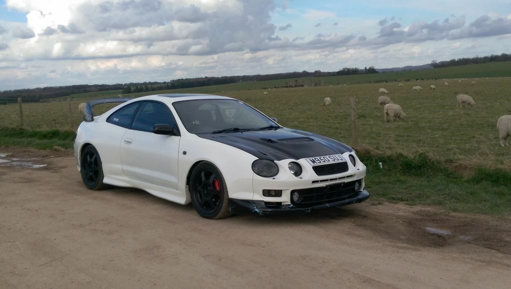 toyota celica gt4 in marston moretaine bedfordshire gumtree. Black Bedroom Furniture Sets. Home Design Ideas