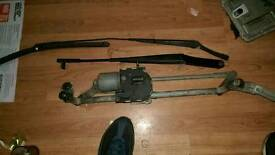 Mk5 golf window wiper motor and arms