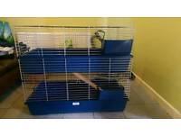 2 tier guinea pig /rabbit cage