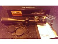 BRAND NEW in the box BSA rifle scope