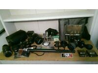 Olympus om 4 slr 35mm camera