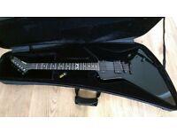 Feline Custom Guitar EMG 81/85 Gibson Explorer MX-220 James Hetfield Hand-Made Custom Shop Quality