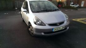 Honda Jazz, AC, Bluetooth AUX.