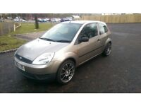Ford Fiesta 1.25 LX 3dr Hatchback Alloys