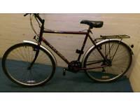 HYBRID RALEIGH PIONEER City Town Bike