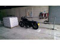 DAVIDSON XL 883 N IRON 2010