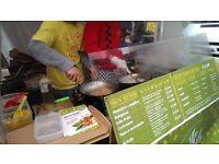 Pasta street food business for sale (equipment, branding, menus, trademark) £2,000