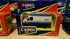 Corgi British Gas Van