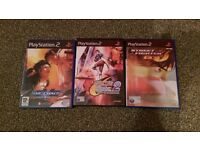 3 Excellent fighting games Playstation 2.