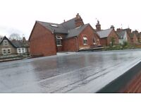 Fibreglass roofing extension roof porch roof garage roof balcony roof