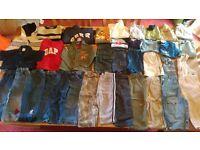 12-18 Months Boys Clothes Bundle (Next,Gap,Mothercare)