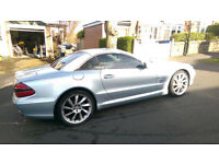 Mercedes Benz R230 SL500 for sale