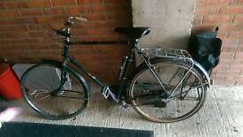 1950 Raleigh classic bikec