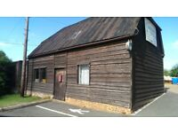 Barn business/office/storage space available to rent