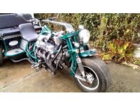 Rover 3500cc automatic trike